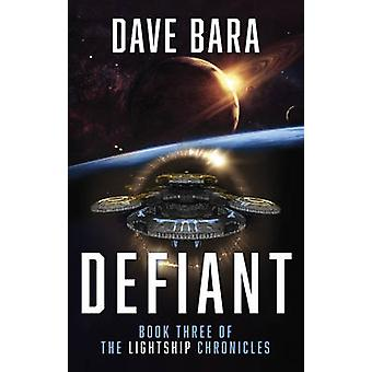Defiant par Dave Bara - livre 9780091956431