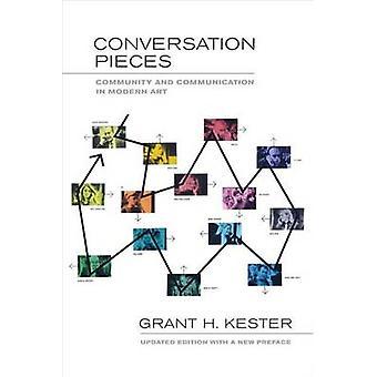 Pedaços de conversa - Comunidade e comunicação da arte moderna (Revis