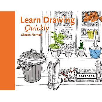 Aprender desenho rapidamente por Sharon Finmark - livro 9781849943109