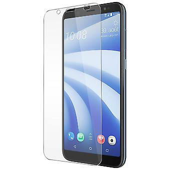 Tempered glass screen protector for HTC U12 Life, 9H hardness