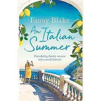 Włoskie lato przez włoskie lato - 9781409177128 książki