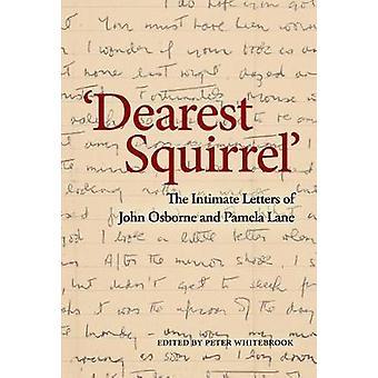 'Kjære ekorn...' - intime bokstavene John Osborne og Pamel