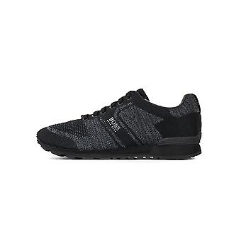 Boss BOSS Black Parkour Runn Knit Trainer