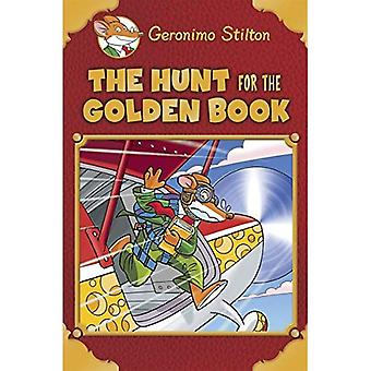 The Hunt for the Golden Book (Geronimo Stilton