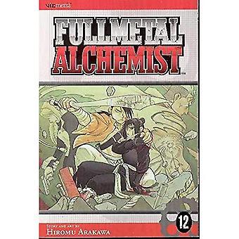 Fullmetal Alchemist, vol 12