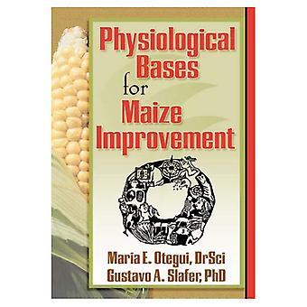 Physiologische Grundlagen für Mais Verbesserung
