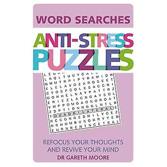 Antistress puzzels: Woordonderzoeken