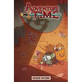 Adventure Time: OGN Vol. 6 Masked Mayhem