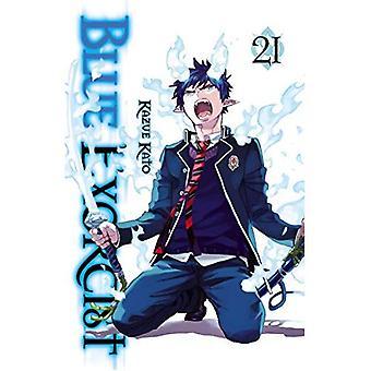 Exorcista azul, Vol. 21 (Blue Exorcist)