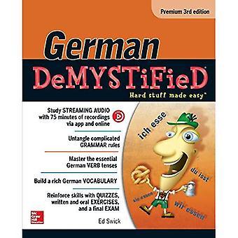 Édition allemande démystifiée, prime 3