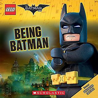 Being Batman (Lego Batman Movie)