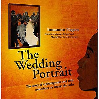 De bruiloft portret