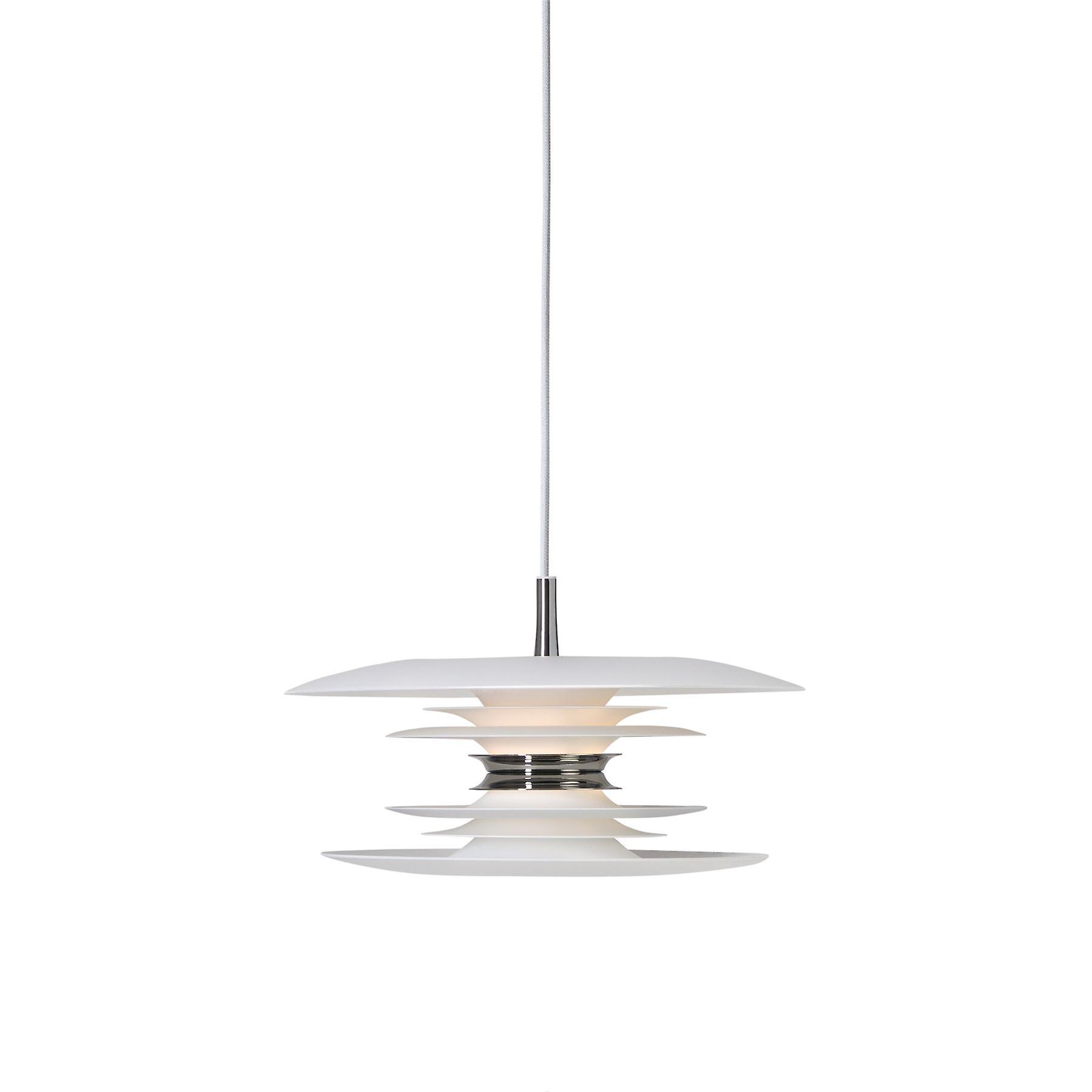 Belid - Diablo LED pendentif lumière Matt blanc Finish 144436