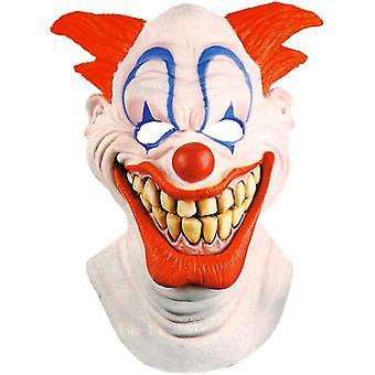 Clownsmaske für Halloween