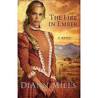 الحريق الذي شب في رواية يعيرها بواسطة ميلز & ديان