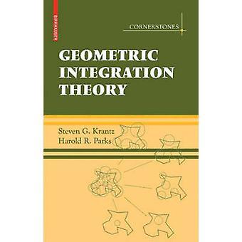 Teoria geométrica de integração por Krantz & Steven G.