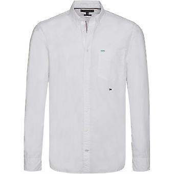 Tommy Hilfiger Tommy Hilfiger popelín esencial para hombre camiseta