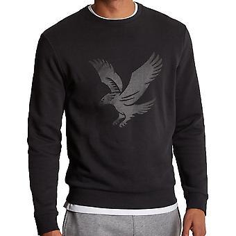 Lyle And Scott Casuals Logo Sweatshirt  True