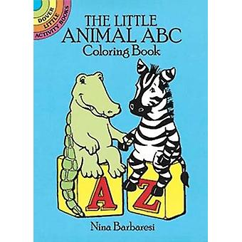 The Little Animal A.B.C. (80th Revised edition) by Nina Barbaresi - 9