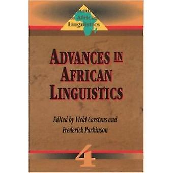 Advances in African Linguistics - No. 4 - Trends in African Linguistics