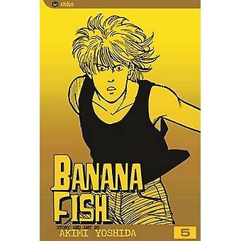 Banana Fish - Vol. 5 (2nd) by Akimi Yoshida - Akimi Yoshida - 9781591