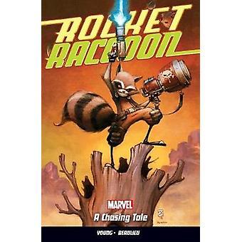 Rocket Raccoon - Volume 1 by Skottie Young - 9781846536335 Book
