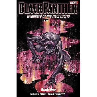 Black Panther - Avengers Of The New World Book One by Brian Stelfreeze