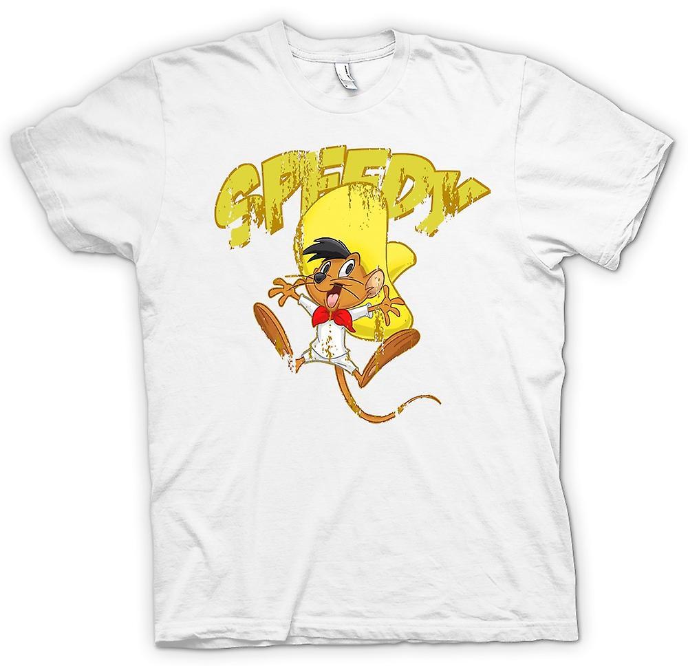 Womens T-shirt - snelle - Speedy Gonzales
