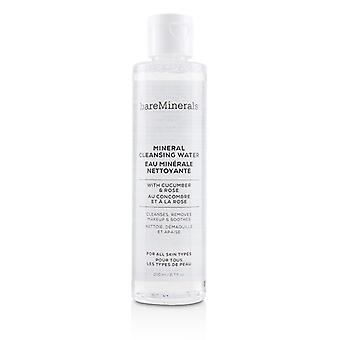 BareMinerals Mineral Cleansing Water with Cucumber & Rose 200ml/6.7oz