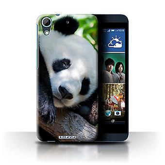 STUFF4 Case/Cover voor HTC Desire 626G +/ Panda Bear/Wildlife dieren