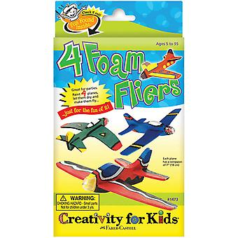 Creativity For Kids Activity Kits Foam Fliers Makes 4 Ck 1473