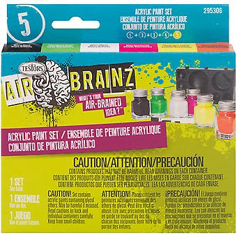 Airbrainz Acrlyic Paint Set-Trend 295306