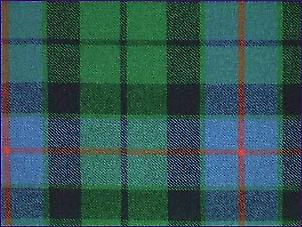 Morrison Hunting, Ancient - Pure Wool Tartan