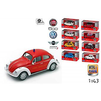 Welly Mini / Bettle / Fiat Assortment 1:43 (Kids , Toys , Vehicles , Mini Cars)