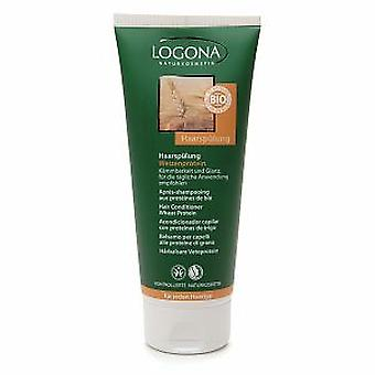 Logona Hair conditioner Prot. Wheat (Vrouwen , Capillair , Conditioners & Maskers)