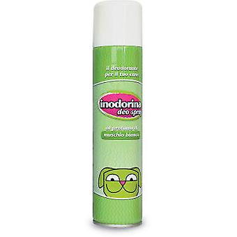Inodorina Deodorant Spray Muschio 300 ml. (Dogs , Grooming & Wellbeing , Deodorants)