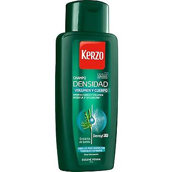 Kerzo  Shampoo Volume Frequency Density