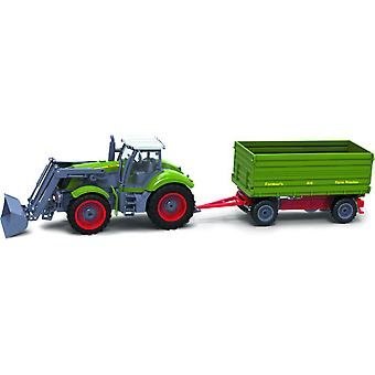 Buddy Toys RC Farm Tractor (Toys , Vehicles And Tracks , Radiocontrol , Land)