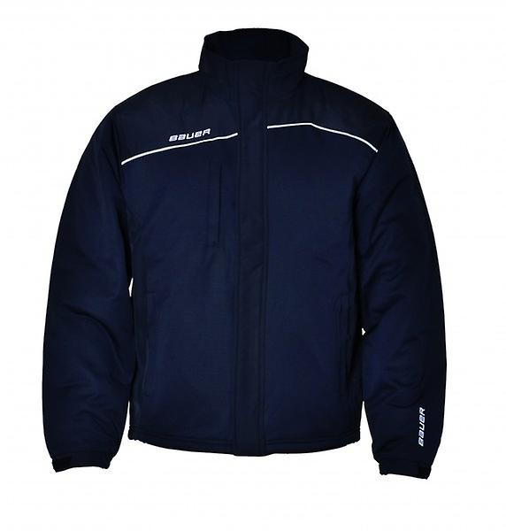 BAUER core heavyweight winter jacket Senior + Junior