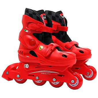 Ferrari Inline Skates R 38-41 (Outdoor , On Wheels , Skates)