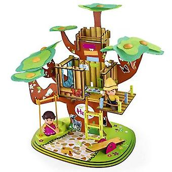 Famosa Tree House Heidi (Toys , Dolls And Accesories , Miniature Toys , Stages)