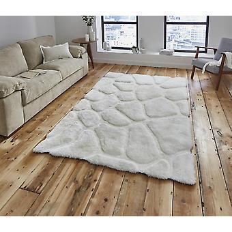 Nobel House småsten 5858 fløde rektangel tæpper almindelig/næsten almindelig tæpper