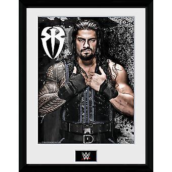 WWE römischen herrscht Sammler Fotoabzüge