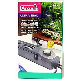 Ultraseal enkelt lampe Controller 36-38w T8 Ip67