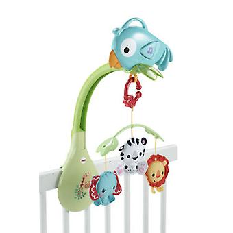 Fisher-Price Mobile Musical 3 In 1 (Speelgoed , Kleuterschool , Baby´S , Muziekmobielen)
