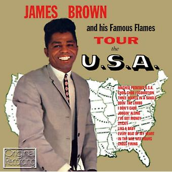 James Brown & His Famous Flames Tour the U.S.A. by James Brown