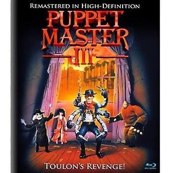 Puppet Master 3 [BLU-RAY] USA importar
