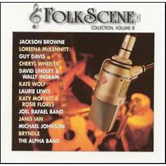 Folkscene Collection - Vol. 3-Folkscene Collection [CD] USA import