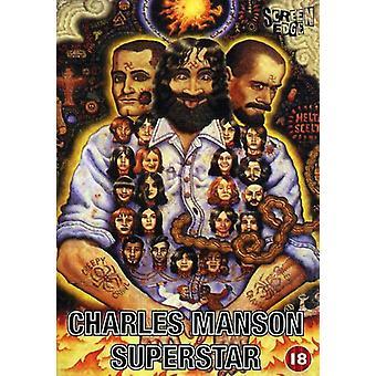 Charles Manson-Superstar [DVD] USA import
