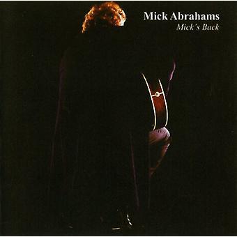 Mick Abrahams - Mick's Back [CD] USA importerer